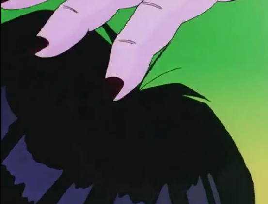 File:Fireza about to grab gohan by the hair.png