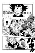 Goku beats up the Rabbit Mob