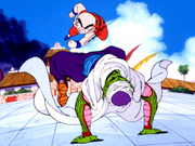 Krillin vs Piccolo