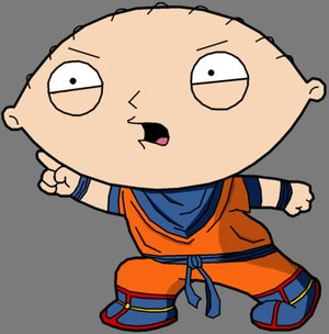 File:Dragonball Stewie by The Z Fighters.jpg