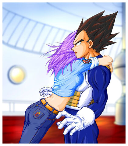 File:DBZ Bulma and Vegeta.jpg