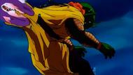 Goku rams through Slug