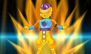 KF Golden Frieza (Beerus)