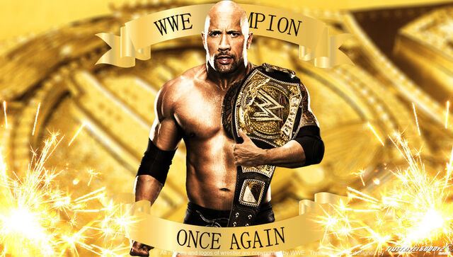 File:Wwe the rock wwe champion once again wallpaper by timetravel6000v2-d59q87f.jpg