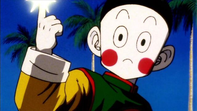File:Chiaotzu charges a Dodon Ray.jpg