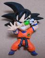 Ginyu Goku's body figurine