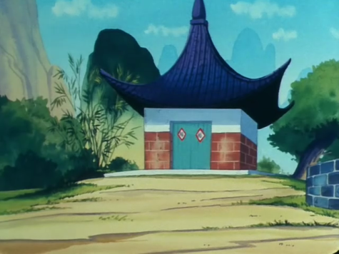 casa del abuelo gohan dragon ball wiki fandom powered by wikia. Black Bedroom Furniture Sets. Home Design Ideas