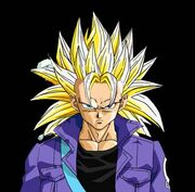 Trunks SSJ3 zwei