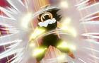 Gohan powers up to fight Gar