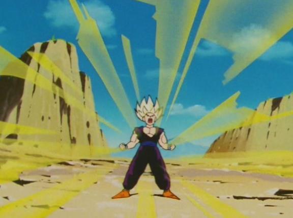 Gohan Teen Super Saiyan super 13