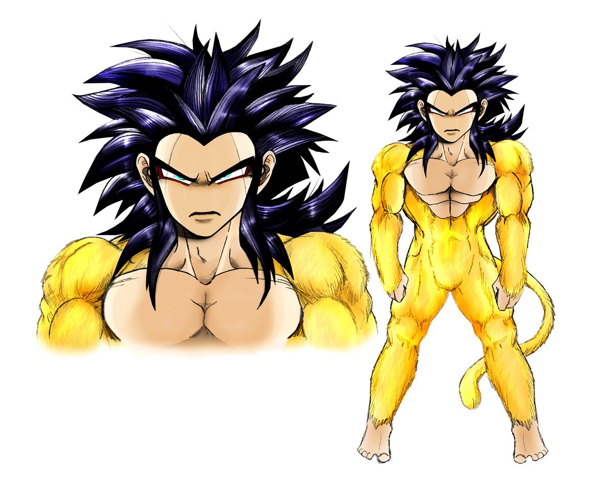 Image - Krillin Jr Super Human form.png | Dragonball Fanon Wiki ...