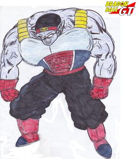 King Proton (Full Power Titan)