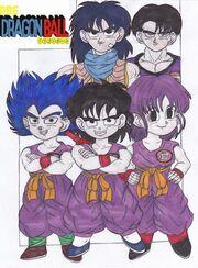 Pre Dragon Ball