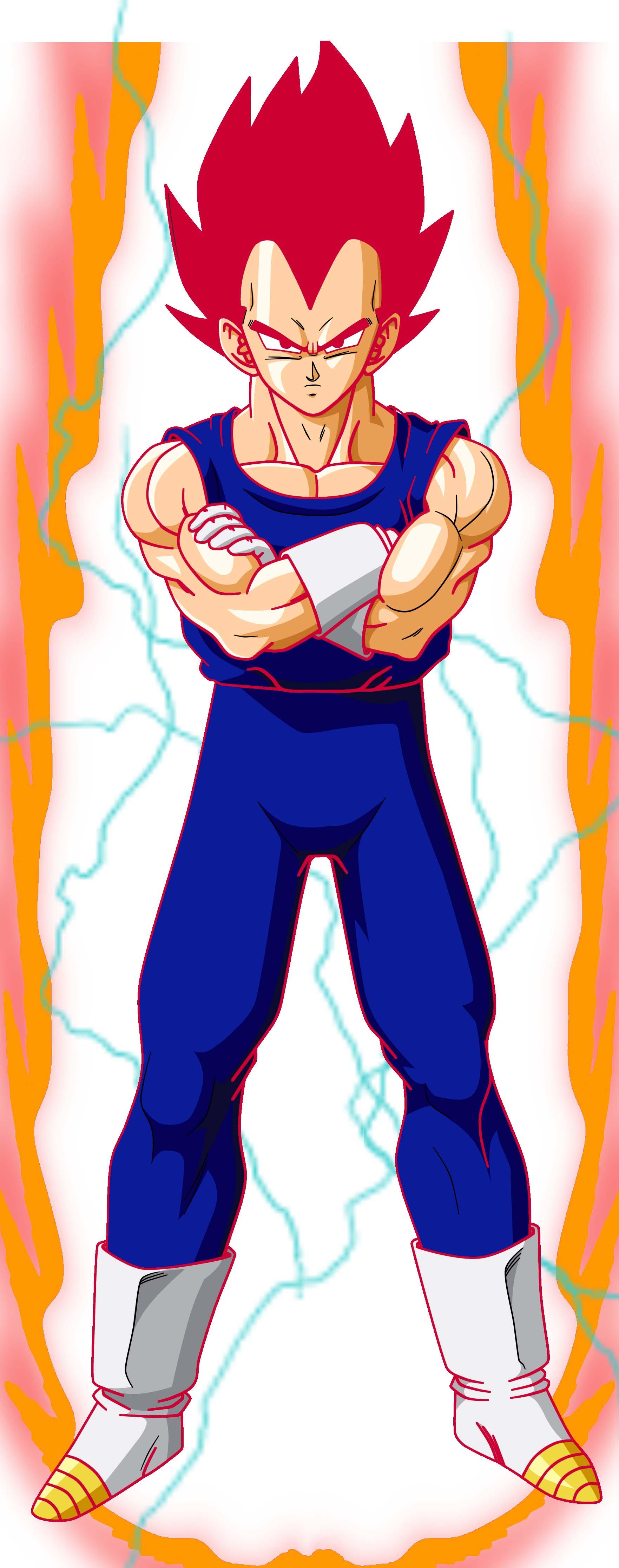 Super Saiyan God 2 Vegeta | Dragonball Fanon Wiki | FANDOM powered ...
