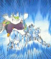 Piccolo fuse with nail