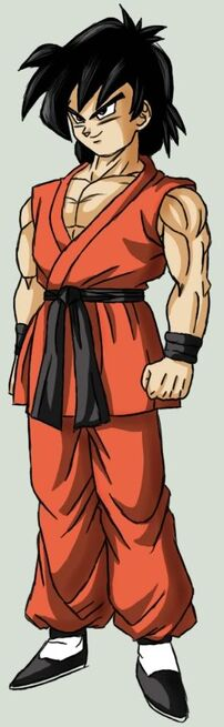 Goku Teen