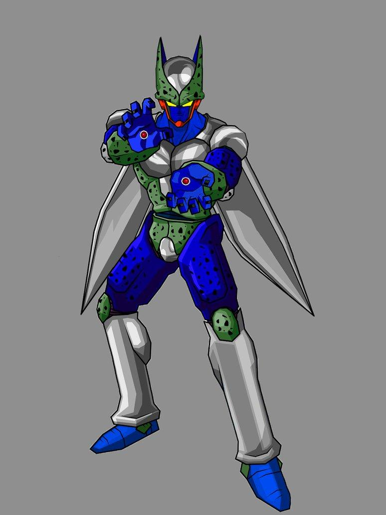 Super Kai Vs Super Cell Dragonball Forum Neoseeker Forums
