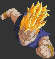 Super Saiyan 3 Ultimate Gohan