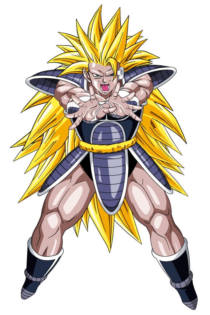 dbz movie 6 turles revengethe super saiyan 3