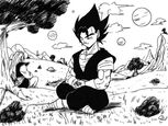 Vegetto training