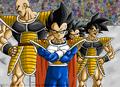Dragon Ball Multiverse(Prince Vegeta) Disinterest