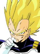 Dragon Ball Multiverse(Future Vegeta-Super Saiyan) Unfazed