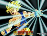 Dragon Ball Multiverse(Goku-Super Saiyan) Preparing His Final Attack