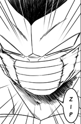 Fifth Form Frieza (Universe 3)