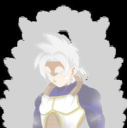 Toneritias Super Saiyan Silver