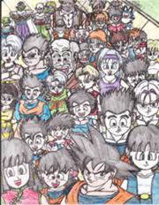 Dragon Ball SF Group