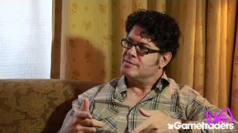 Gametraders Exclusive Interview w Sean Schemmel (Live)