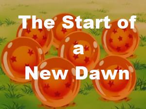 StartofaNewDawn