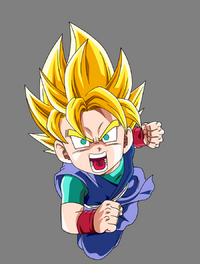 Goku jr ssj by dbkaifan2009-d3dj9bj