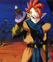 Tapion holding flute