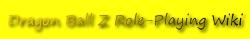 File:DBZRole-PlayingWikiLogo.png