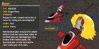 Red Draconium Gear
