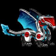Adamantium Dragon 1