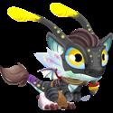 Mystic Tribe Dragon 1