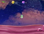 Alien Invasion Space Trip Game