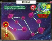 Alien Invasion Fight Map
