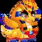 Pharaoh Dragon 1