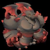 Dark Stone Dragon 3