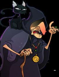 Dragon Black Market Witch
