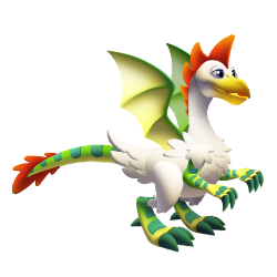 Chicken Dragon 3