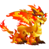 Double Flame Dragon 2