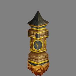 Damona Tower Stage 3