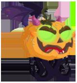 Evil Pumpkin Dragon 2