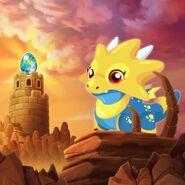 Star Dragon-Hatch