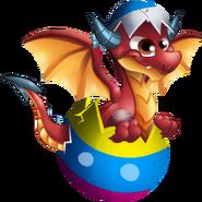 Eggster Dragon 2