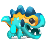 Third Birthday Dragon 1